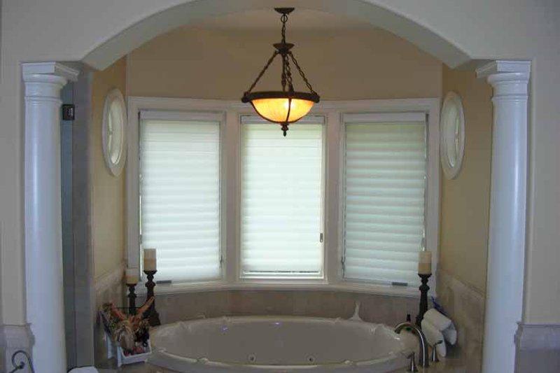 Mediterranean Interior - Master Bathroom Plan #937-17 - Houseplans.com