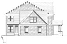 Home Plan - Colonial Exterior - Other Elevation Plan #20-2248