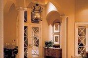 Mediterranean Style House Plan - 3 Beds 4 Baths 4009 Sq/Ft Plan #930-110 Interior - Entry