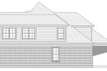 Architectural House Design - Country Exterior - Other Elevation Plan #932-272