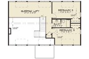 Country Style House Plan - 3 Beds 2.5 Baths 2245 Sq/Ft Plan #17-2617 Floor Plan - Upper Floor Plan