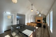 Farmhouse Style House Plan - 2 Beds 2 Baths 996 Sq/Ft Plan #933-10 Interior - Dining Room