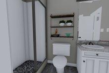 Dream House Plan - Traditional Interior - Bathroom Plan #1060-97