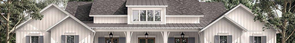 Large Farmhouse Floor Plans, Home Plans & Designs