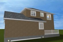Traditional Exterior - Other Elevation Plan #1060-19