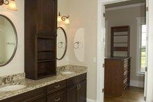 Classical Interior - Master Bathroom Plan #137-301