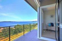 House Design - Contemporary Exterior - Outdoor Living Plan #569-40