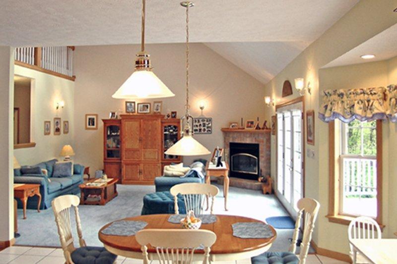 Traditional Interior - Kitchen Plan #314-277 - Houseplans.com