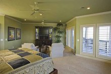 House Plan Design - Traditional Interior - Master Bedroom Plan #17-3302