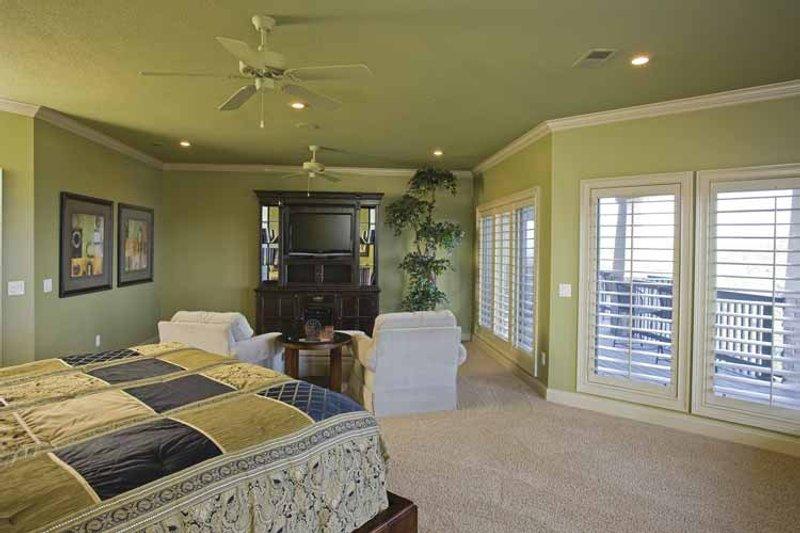 Traditional Interior - Master Bedroom Plan #17-3302 - Houseplans.com