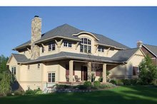 House Plan Design - Craftsman Exterior - Front Elevation Plan #928-186