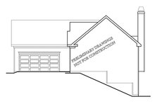 House Plan Design - Ranch Exterior - Other Elevation Plan #927-678