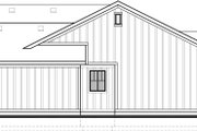Craftsman Style House Plan - 2 Beds 2 Baths 1419 Sq/Ft Plan #1073-15 Exterior - Other Elevation