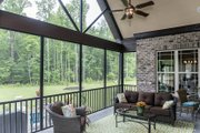Country Style House Plan - 4 Beds 3 Baths 2578 Sq/Ft Plan #929-969 Interior - Other