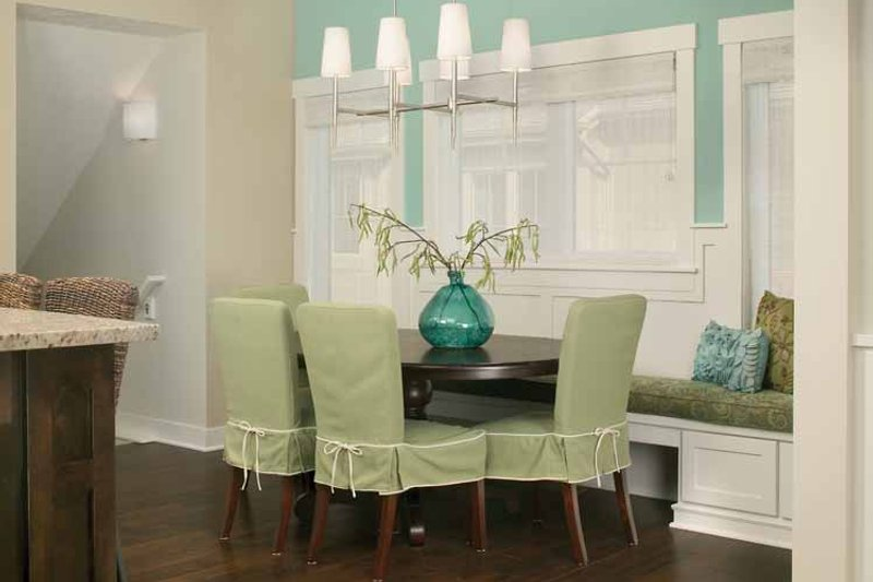 Traditional Interior - Dining Room Plan #928-111 - Houseplans.com