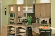 Traditional Style House Plan - 3 Beds 3.5 Baths 3098 Sq/Ft Plan #928-95 Interior - Kitchen
