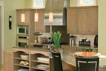 House Plan Design - Traditional Interior - Kitchen Plan #928-95