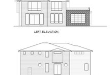 House Plan Design - Modern Exterior - Other Elevation Plan #1066-87