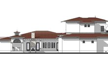 Mediterranean Exterior - Other Elevation Plan #1058-151