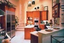 Colonial Interior - Kitchen Plan #417-666