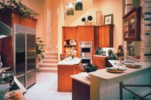 Home Plan - Colonial Interior - Kitchen Plan #417-666