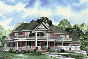 plantation house plans from homeplans com