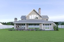 Architectural House Design - Craftsman Photo Plan #1070-101
