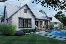 Architectural House Design - Cottage Exterior - Other Elevation Plan #120-269