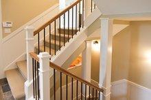 Architectural House Design - Contemporary Interior - Entry Plan #928-274