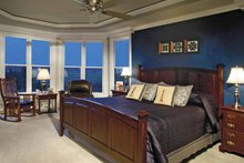 Dream House Plan - Country Interior - Master Bedroom Plan #930-142
