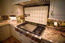 Country Interior - Kitchen Plan #37-267
