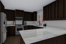 Traditional Interior - Kitchen Plan #1060-62