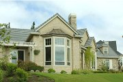 Traditional Style House Plan - 4 Beds 4.5 Baths 2973 Sq/Ft Plan #48-424 Photo