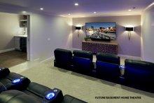 Architectural House Design - Future Basement Home Theatre