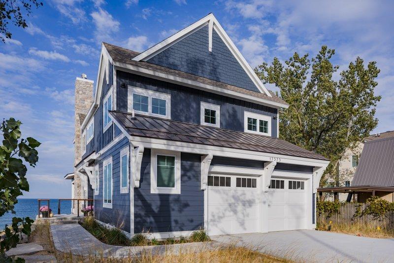 Home Plan - Cottage Exterior - Front Elevation Plan #928-354
