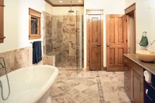 Craftsman Interior - Bathroom Plan #1042-1