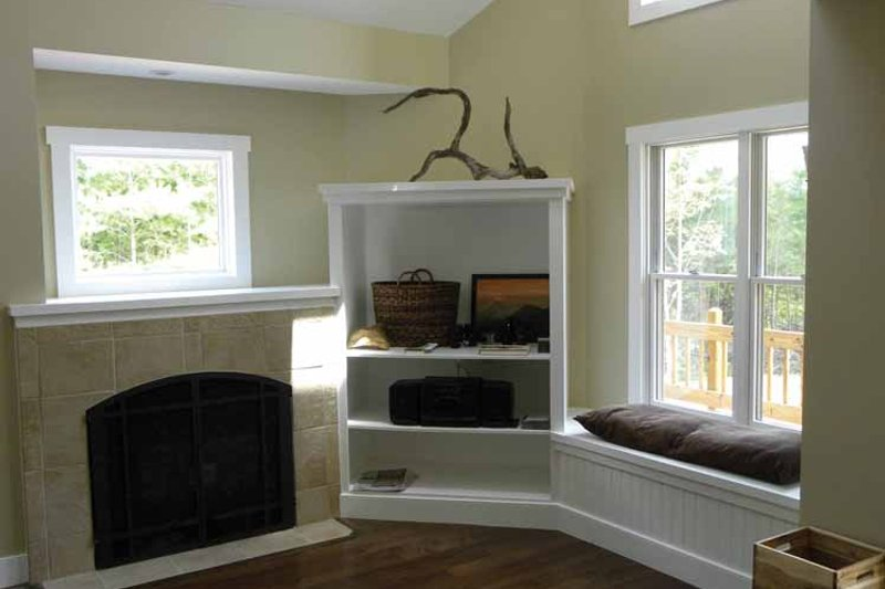 Traditional Interior - Other Plan #118-145 - Houseplans.com