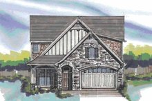 Traditional Exterior - Front Elevation Plan #509-359