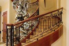 Dream House Plan - Mediterranean Interior - Entry Plan #929-900