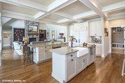 Craftsman Style House Plan - 4 Beds 4 Baths 2966 Sq/Ft Plan #929-988 Interior - Kitchen