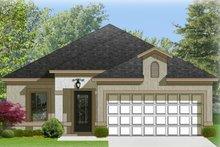 House Plan Design - Adobe / Southwestern Exterior - Front Elevation Plan #1058-94