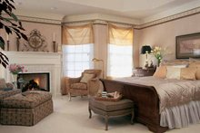 House Design - Country Interior - Bedroom Plan #429-299