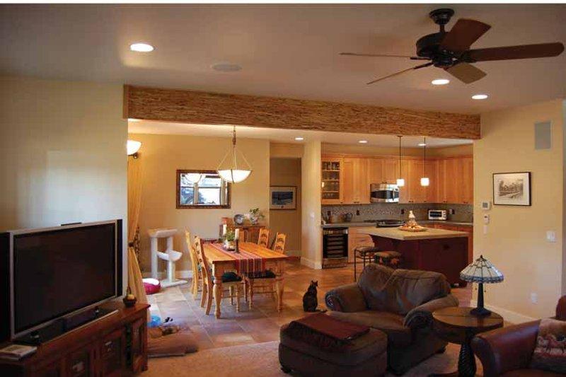 Prairie Interior - Dining Room Plan #895-69 - Houseplans.com