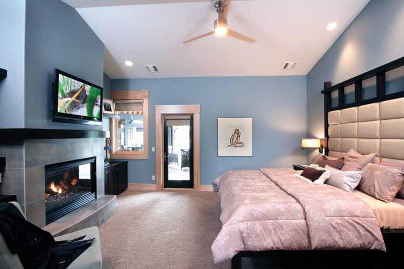 Prairie Interior - Master Bedroom Plan #928-62 - Houseplans.com