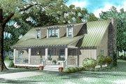 Farmhouse Style House Plan - 4 Beds 4 Baths 1970 Sq/Ft Plan #17-2016
