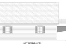Country Exterior - Other Elevation Plan #932-188
