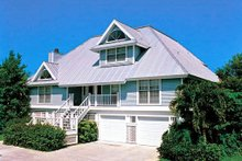 Home Plan - Country Exterior - Front Elevation Plan #930-28