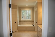 House Plan Design - Country Interior - Master Bathroom Plan #430-56