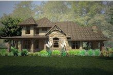 House Design - Craftsman Exterior - Other Elevation Plan #120-178