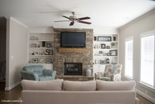 Dream House Plan - Great Room